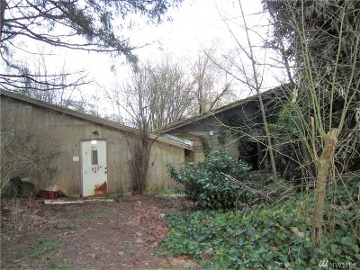 Mason County Single Family Home For Sale: 361 SE Arcadia Rd