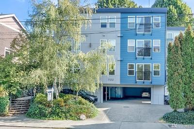 Condo/Townhouse Sold: 1122 10th Ave E #101