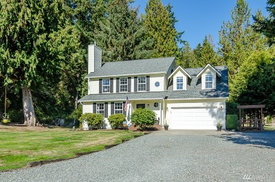 Anacortes Single Family Home Sold: 6907 Carolina St