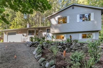 Gig Harbor Single Family Home For Sale: 7605 Artondale Dr NW