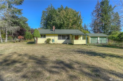 Single Family Home For Sale: 9210 Steamboat Island Rd NW