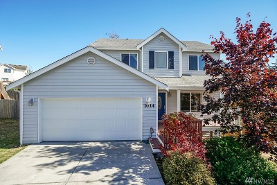 Oak Harbor Single Family Home Sold: 1014 NW Kelly Place
