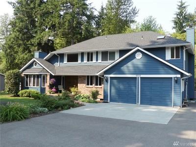 Lake Stevens Single Family Home For Sale: 4030 97th Dr SE
