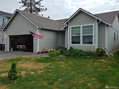 Tenino Single Family Home For Sale: 188 Wichman St N
