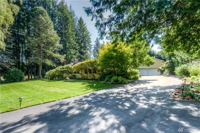 Edmonds Single Family Home For Sale: 8206 184th St SW