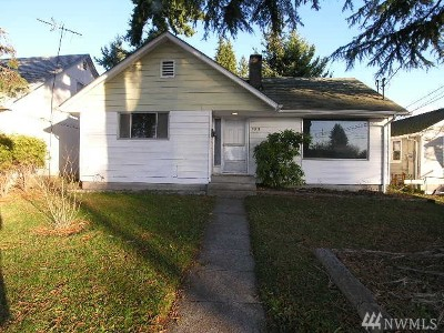 Pierce County Rental For Rent: 1011 N Stevens