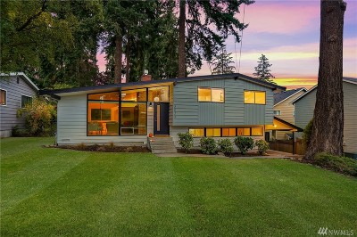Edmonds Single Family Home For Sale: 8023 225th Place SW