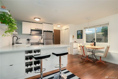 Condo/Townhouse For Sale: 1752 NW 57th St #1