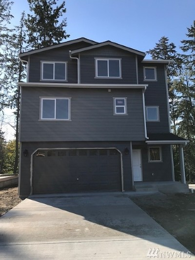 Port Orchard Single Family Home For Sale: 4233 SE Horsehead Wy