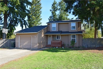 Winlock Single Family Home For Sale: 213 St Helens Wy