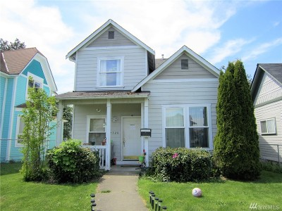 Tacoma Single Family Home For Sale: 2320 S L St
