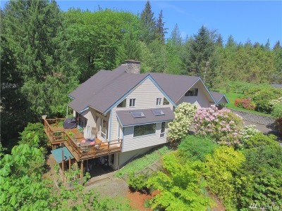 Snoqualmie Single Family Home For Sale: 41120 SE 81st St