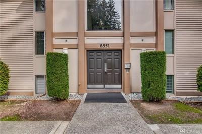 Pierce County Condo/Townhouse For Sale: 8551 Zircon Dr SW #E-79