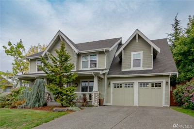 Pierce County Single Family Home For Sale: 5522 Elizabeth Ave SE
