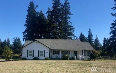 Roy Single Family Home For Sale: 34809 93rd Av Ct S