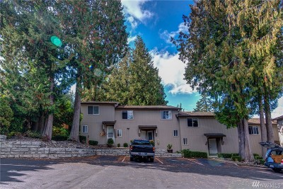 Bellingham Condo/Townhouse Sold: 1305 W Clearbrook Dr #2