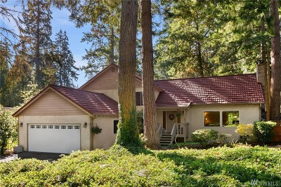 Bellevue Single Family Home For Sale: 1715 168th Ave SE