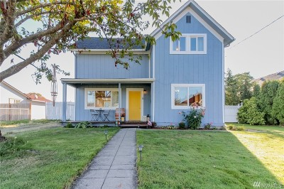 Buckley Single Family Home For Sale: 188 N Cottage St