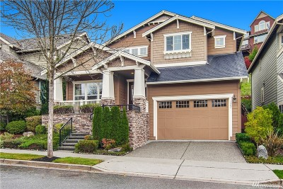 Issaquah Single Family Home For Sale: 1502 24th Ave NE