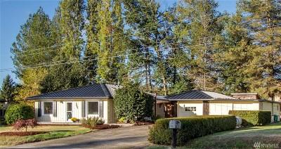 Bainbridge Island Single Family Home For Sale: 7681 Weaver Rd NW