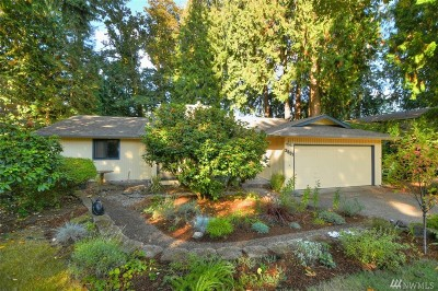 Lacey Single Family Home For Sale: 2801 Maple Hills Dr SE