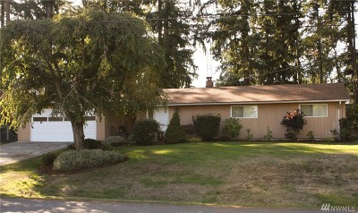 Federal Way Single Family Home For Sale: 35839 14th Ave SW