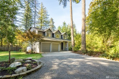 North Bend WA Single Family Home For Sale: $689,000