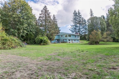 Bellingham Single Family Home For Sale: 1616 Bayon Rd