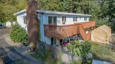 Bothell Single Family Home For Sale: 201 228th St SE