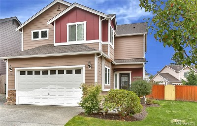 Snohomish Single Family Home For Sale: 2304 11th St