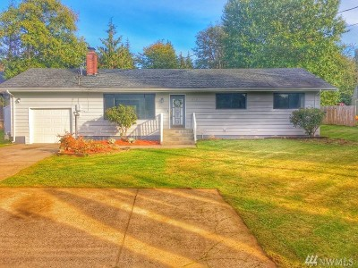 Bellingham Single Family Home Sold: 1810 Electric Ave