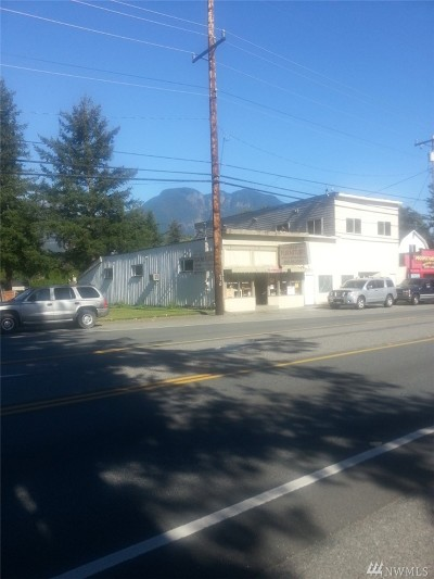 Gold Bar WA Commercial For Sale: $139,900