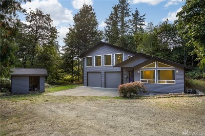 Gig Harbor Single Family Home For Sale: 9912 42nd St Ct NW