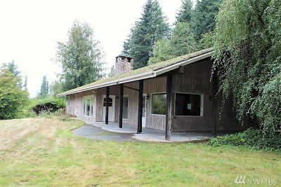 Enumclaw Single Family Home For Sale: 28514 SE 464th St