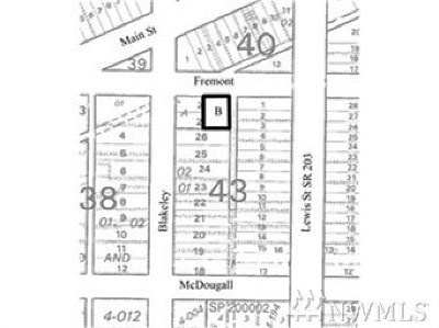 Monroe Residential Lots & Land For Sale: 1 W Fremont St