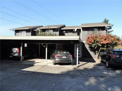 Renton Condo/Townhouse For Sale: 1615 S Puget Dr #D