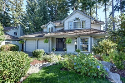 Sammamish Single Family Home Contingent: 24221 SE 44th Place