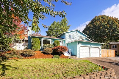 Kirkland Single Family Home For Sale: 8230 NE 140th Place