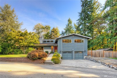 Federal Way Single Family Home For Sale: 31440 26th Place SW