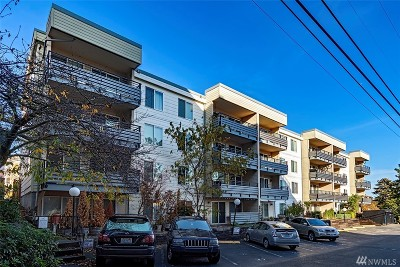 Seattle Condo/Townhouse For Sale: 949 N 35th St #300