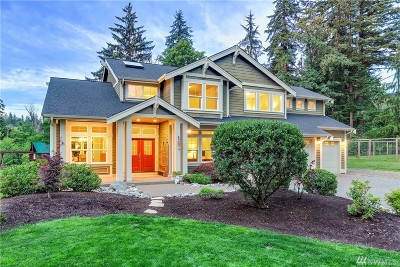 Snoqualmie Single Family Home For Sale: 6230 402nd Ave SE