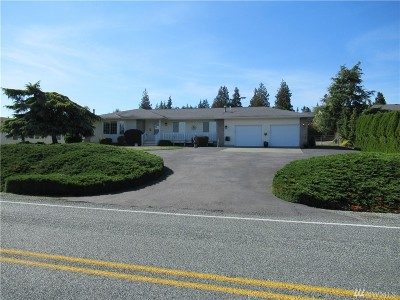 Anacortes Single Family Home For Sale: 14360 Gibralter Rd