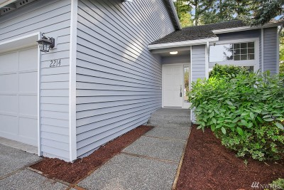 Mill Creek Single Family Home For Sale: 2214 163rd St SE