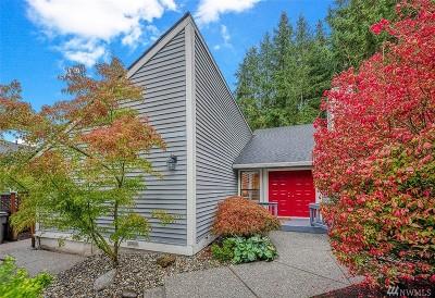 Kirkland Single Family Home For Sale: 11713 NE 105th Lane