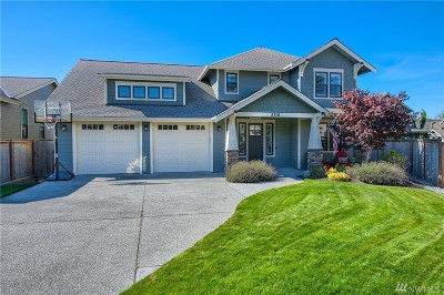 Anacortes Single Family Home Sold: 2710 Strom Place