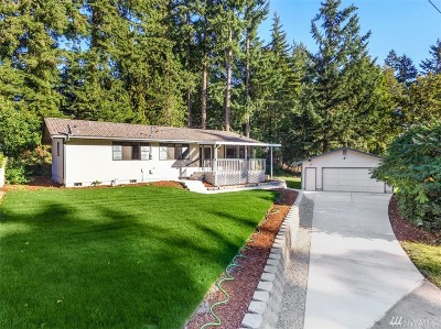 Bonney Lake Single Family Home For Sale: 7205 183rd Ave E