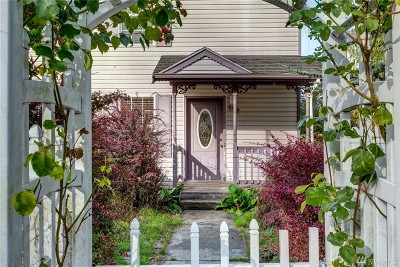 Bellingham Single Family Home Sold: 112 S 44th St