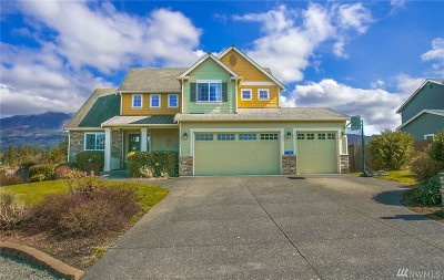 Mount Vernon Single Family Home Sold: 17193 Sockeye Drive