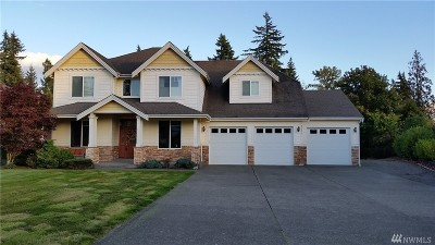 Lake Tapps WA Single Family Home For Sale: $656,000