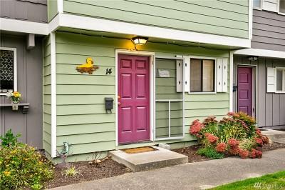 Burlington Condo/Townhouse Pending Inspection: 540 N Pine St #14
